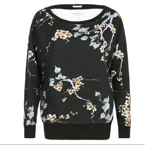 Denim & Supply Ralph Lauren Floral Sweatshirt, L